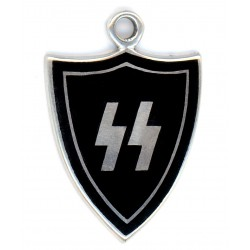 WWII German Pendant with runes