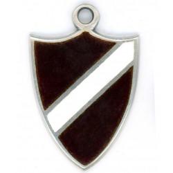 Latvia – Latvian silver enameled pendant