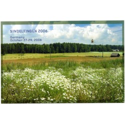 Latvian  photo postcard -Sindelfingen 2006