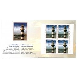 Exhibition sets – Lighthouses of Latvia- Daugavgriva