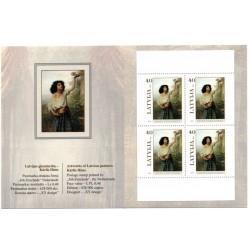 Exhibition sets - Artworks of Latvian painters-Karlis Huns