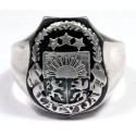Latvijas sudraba gredzens