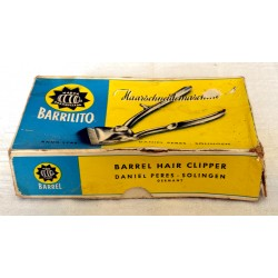 Vintage Solingen Manual Hair Clipper Germany