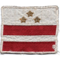 Latvian  military cloth insignia