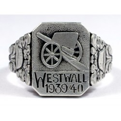 Westwall  1939/40 SIEGWIRD Line Ring