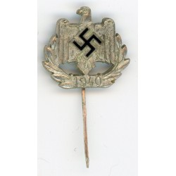 WWII German militar stick pin with eagle