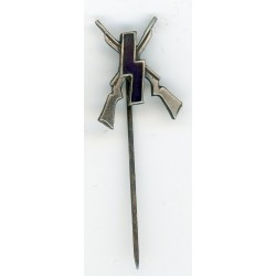 WWII German Youth Shooting stick pin
