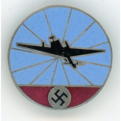 WWII German  LUFTWAFFE BOMBER BADGE