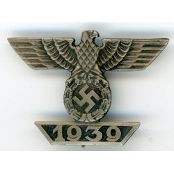 1939 BAR TO THE IRON CROSS 1ST CLASS