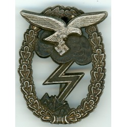 WW2 German Luftwaffe Ground Assault Badge