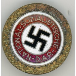 WWII German the Golden Party Badge