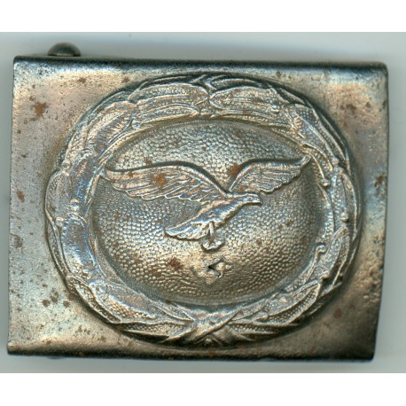 WWII German Luftwaffe Belt Buckle