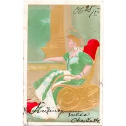 Vintage Postcard 1906