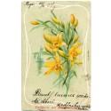 Vintage postcard 1907
