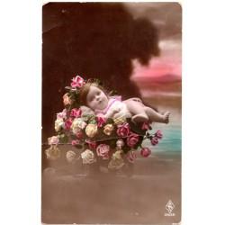 Vintage postcard 1917