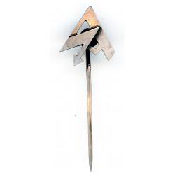 German WWII SA Membership Stick Pin