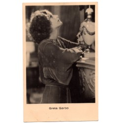 Vintage postcards-CINEMA STAR GRETA GARBO