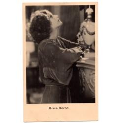 Vintage postcards-CINEMA STAR GRETA GARBO