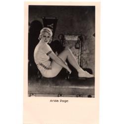 Vintage postcards-cinema star Anita Page