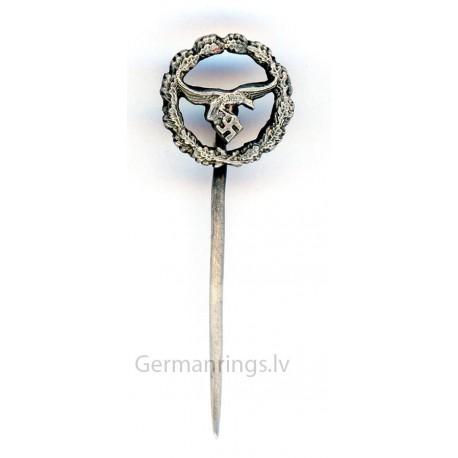 German WW2 Luftwaffe Eagle Stick Pin