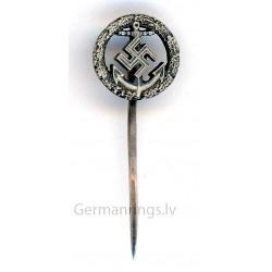 A Second War German Kriegsmarine stickpin