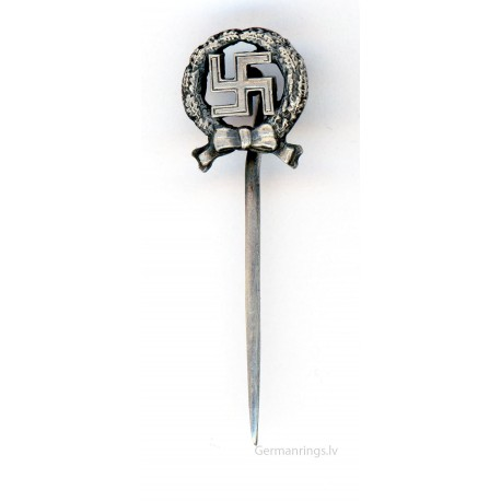 Honor Roll Clasp of the Army stickpin