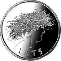 1 Lats 2006, Ligo Wreath