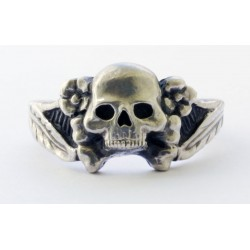 WW II Edelweis Division Ring
