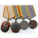 Orders, decorations, and medals of the Soviet Union
