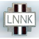 Latvian civil badges and pin