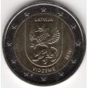 Latvia coins- Euro 2002-date