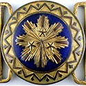 Latvian beltbuckles