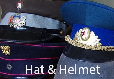 Hat & Helmet