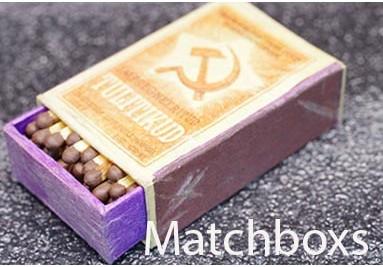 Matchboxs