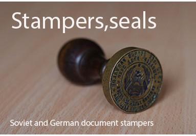 Stampers seals